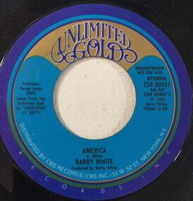Barry White - America