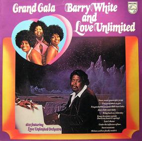 Barry White - Grand Gala