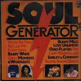 Barry White - Soul Generator