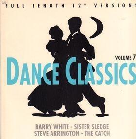 Barry White - Dance Classics Volume 7