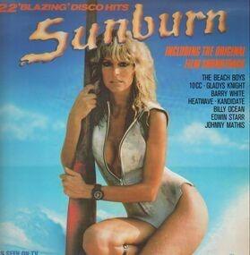 Barry White - Sunburn - 22 'Blazing' Disco Hits