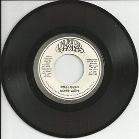 Barry White - Sheet Music