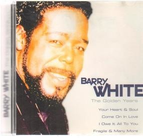 Barry White - The Golden Years