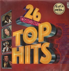 Barry White - 26 Original Top Hits