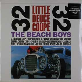 The Beach Boys - Littel Deuce Coupe
