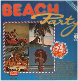 The Beach Boys - Beach Party