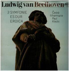 Ludwig Van Beethoven - 3. Symfonie Es Dur Eroica,, Ceska filharmonie Paul Klecki
