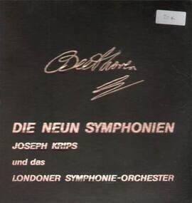 Ludwig Van Beethoven - Die Neun Symphonien,, J. Krips und das Londoner Symphonie-Orchester