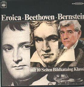 Ludwig Van Beethoven - Eroica,, Bernstein, NY Philh.