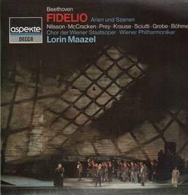 Ludwig Van Beethoven - Fidelio, Arien und Szenen,, Maazel, Wien