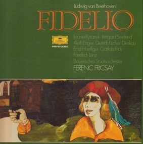 Ludwig Van Beethoven - Fidelio, Ferenc Fricsay, Bayrisches Staatsorchester