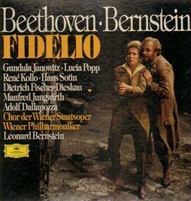Ludwig Van Beethoven - Fidelio,, Bernstein, Wiener Philh, Chor der Wiener Staatsoper