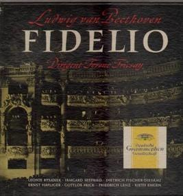 Ludwig Van Beethoven - Fidelio,, Ferenc Fricsay, Bayrisches Staatsorchester