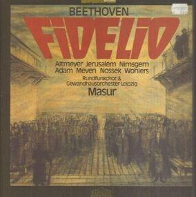 Ludwig Van Beethoven - Fidelio,, Rundfunkchor & Gewandhausorchester Leipzig, Masur