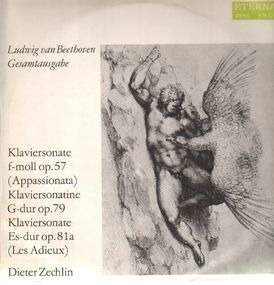 Ludwig Van Beethoven - Klaviersonaten f-moll, G-dur, Es-dur, Zechlin