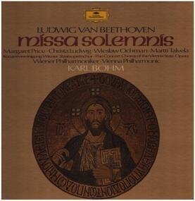 Ludwig Van Beethoven - Missa Solemnis,, Wiener Philh, Böhm, M.Price, Ludwig, Ochman, Talvela