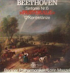 Ludwig Van Beethoven - Pastorale, 12 Kontretänze,, Berliner Philh, Maazel