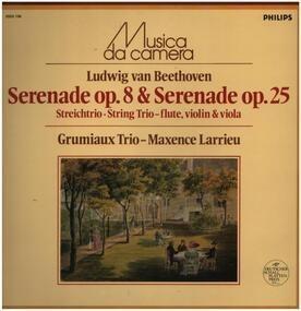 Ludwig Van Beethoven - Serenade op.8 & Serenade op.25,, Grumiaux Trio, Macenxe Larrieu