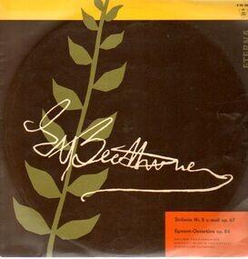 Ludwig Van Beethoven - Sinfonie Nr.5, Egmont-Ouvertüre, Furtwängler, Berliner Philh