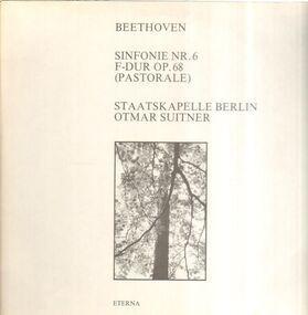 Ludwig Van Beethoven - Sinfonie Nr.6 Pastorale-Staatskapelle Berlin, Otmar Suitner