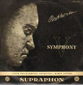 Ludwig Van Beethoven - Symphony V, Czech Philh Orch, Ancerl