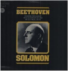 Ludwig Van Beethoven - Sonaten für Klavier Nr.31 und 32,, Solomon