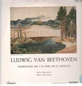 Ludwig Van Beethoven - Symph Nr.3 Es-Dur,, Berliner Philh, Cluytens