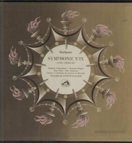 Ludwig Van Beethoven - Symphonie No IX,, Choer et Orch du Festival de Bayreuth, Furtwängler