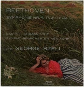 Ludwig Van Beethoven - Symphonie Nr.6 Pastorale,, Das Philh Symphonieorch NY, G. Szell