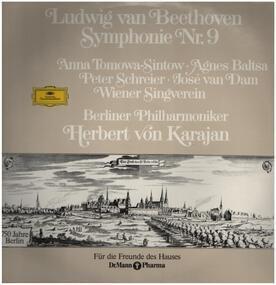 Ludwig Van Beethoven - Symphonie Nr.9,, Karajan, Berliner Philh.
