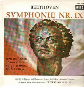Ludwig Van Beethoven - Symphonie Nr.IX,, Orch de la Suisse Romande, Ansermet