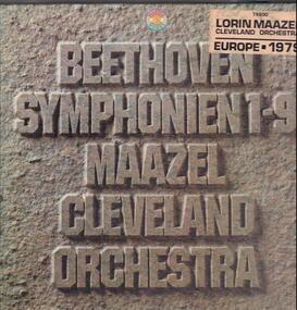 Ludwig Van Beethoven - Symphonien 1-9; Maazel Cleveland Orchestra