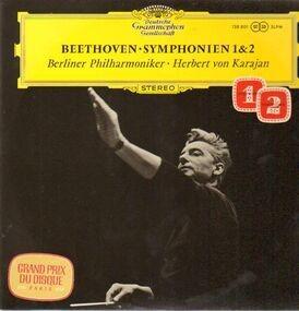 Ludwig Van Beethoven - Symphonien 1&2,, Berliner Philh, Karajan
