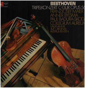 Ludwig Van Beethoven - Tripelkonzert C-Dur, Collegium Aureum, Maier, Bylsma, Badura-Skoda