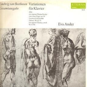 Ludwig Van Beethoven - Variationen für Klavier; Eva Ander