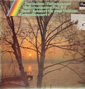 Ludwig Van Beethoven - Violinkonzert, Violinromanzen Nr.1&2 / Konzert für zwei Violinen