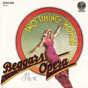 The Beggars Opera - Two Timing Woman