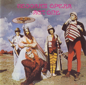 The Beggars Opera - Act One