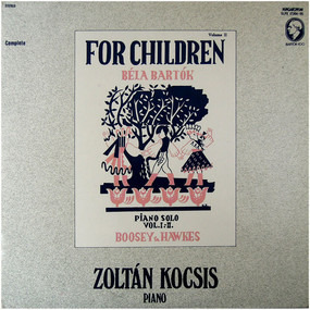 Béla Bartók - For Children