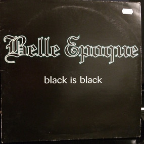 La Belle Epoque - Black Is Black