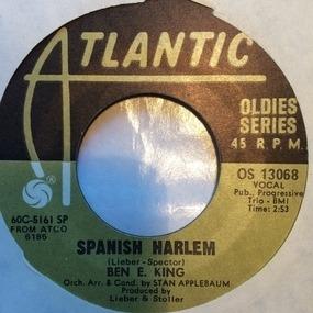 Ben E. King - Spanish Harlem