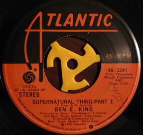 Ben E. King - Supernatural Thing