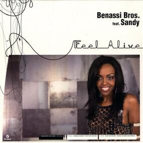 Benassi Bros. Feat. Sandy - Feel Alive