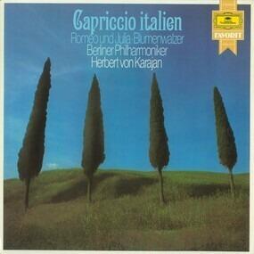 Pyotr Ilyich Tchaikovsky - Capriccio Italien (Karajan)