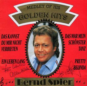 Bernd Spier - Medley Of His Golden Hits