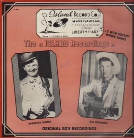 Bill Browning - The ISLAND Recordings