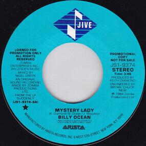 Billy Ocean - Mystery Lady