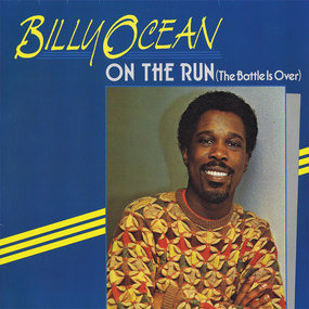 Billy Ocean - On The Run (The Battle Is Over)