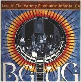 Blueground Undergrass - Live At The Variety Playhouse 7/10/99