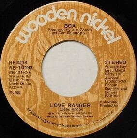 Phillip Boa - Love Ranger